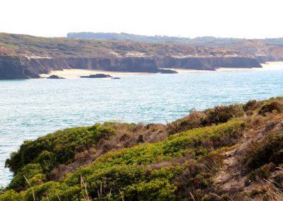 Eine Bucht reiht sich an die andere –Vila Nova de Milfontes