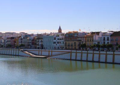 Flussufer von Triana