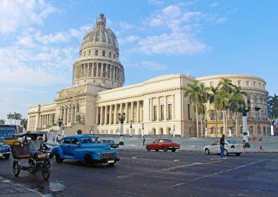 El Capitolio, eine 1:1 Nachbildung des Washington Kapitols