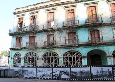 Der Verfall von Havanna ist allgegenwärtig