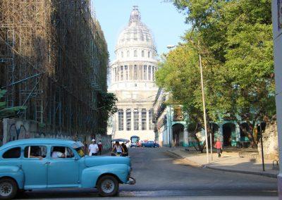 Verfall und Größe dicht beieinander – die Schönheit von Havanna