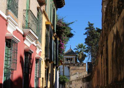 In den Gassen von Sevilla
