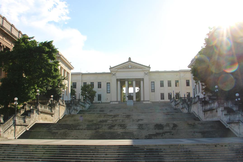 Universidad de La Habana – im Stadtviertel Vedado
