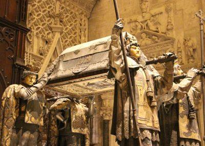 Grabmal von Christoph Kolumbus