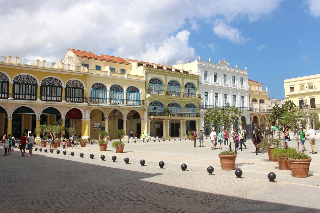 Plaza Vieja (Der alte Platz)