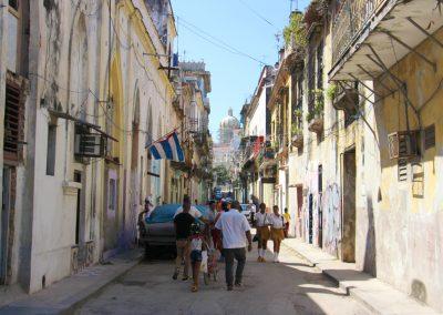 In den Gassen von Havanna