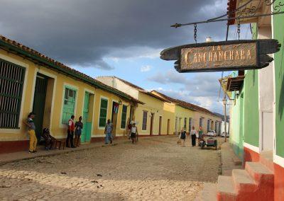 Bar Canchanchara in Trinidad