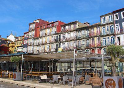 Ribeira – Uferpromenade