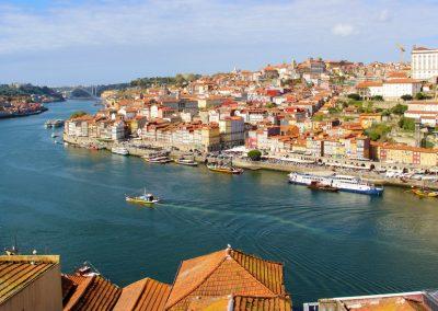 Skyline von Porto
