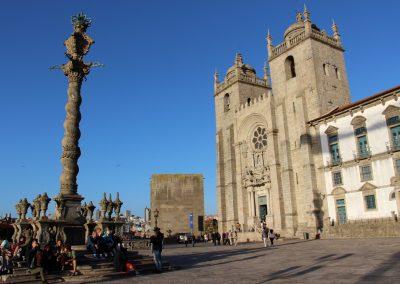 Sé Catedral (Kathedrale) in Porto
