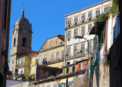 In den Gassen von Porto