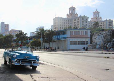 Das bekannte Hotel Nacional de Cuba