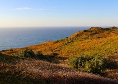 Faszinierende Landschaft und eine unglaubliche Farbenpracht am Cabo da Roca