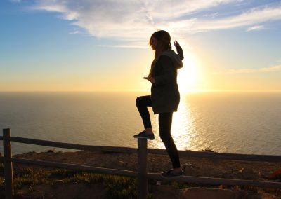Spaziergang am Cabo da Roca