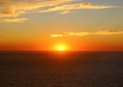 Sonnenuntergang am Cabo da Roca