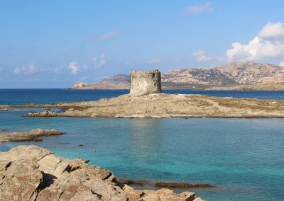 Torre della Pelosa – Sardinien