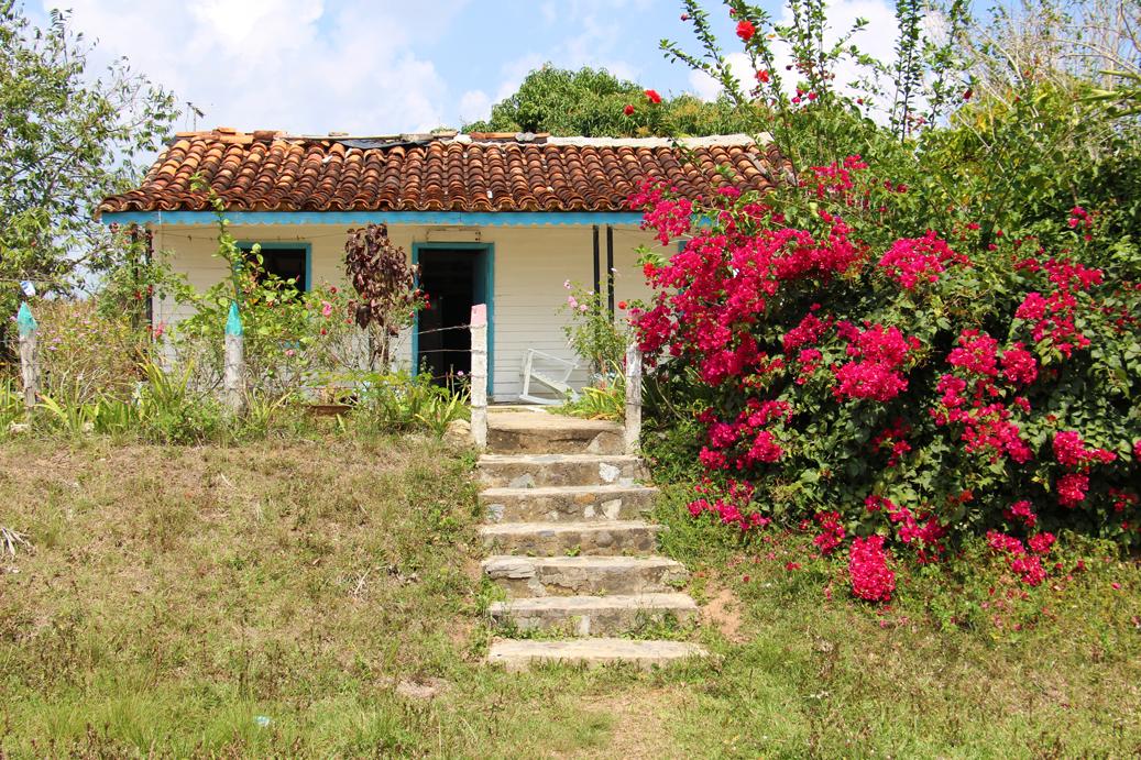 Einfach aber mit so viel Herz – die Häuser in Valle de Vinales